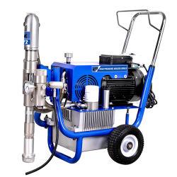 S2 Electric 220V 3kw Airless Pulverizador de pintura de pulverización eléctrico de la máquina para la pulverización de Putty