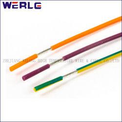 كبل توصيل سلك من الألياف الضوئية من Af200 FEP من نوع Tiflon VGA كبل محوري