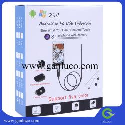 2 in 1 OTG u. in der Mikro-USB-Inspektion-Endoskop-Kamera