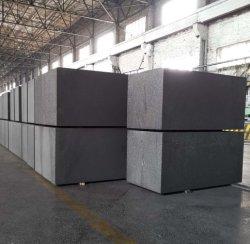 Ultra hoch thermischer Übertragungs-Graphitblock für die Unterseite und den Bauch des Stahlerzeugung-Hochofens (FDG-80)