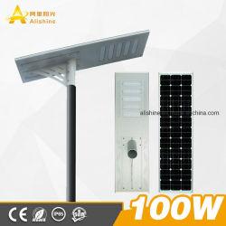 시골 길에서 또는 공도 또는 거리 사용되는 무선 통제 가로등 태양 20W 설치 10m 고도
