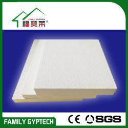 Lã de Vidro acústico forro de teto de absorção acústica