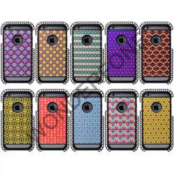 De hete Plastic Acteur verblindt het Geval van de Kleur voor iPhone 6g