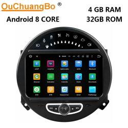 Ouchuangbo 차 자유로운 지도 8 코어 인조 인간 10 OS를 가진 소형 Clubman Paceman R56 R57 R60 R61 2006-2013년을%s 오디오 라디오 GPS 항법