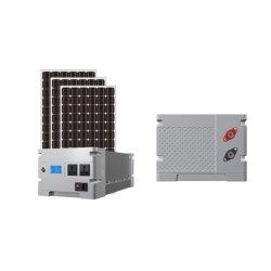 Sistema energetico blu di scarico ed a tassi agevolati di perdite del carbonio 3kwh di energia solare per la casa con il prezzo poco costoso
