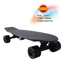 Fashion Hight Quality Goedkope draadloze bediening Smart Mini 350W E-Skateboard Elektrisch skateboard met lithiumbatterij