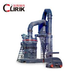 La máquina de molino de rodillo Raymond es una suspensión de alta presión de alta productividad Molino de molienda