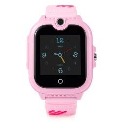 Водонепроницаемый 4G WiFi расположение Tracker Smart SOS Детские часы с GPS с видео вызов функции Kt13