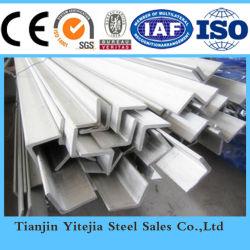 L'angle en acier inoxydable ASTM 304 bar