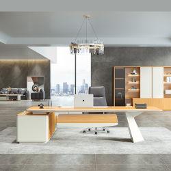 Современный дизайн управление меламина Manager босс исполнительный директор письменный стол в таблице