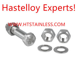 Hastelloy C276 2.4819 Uns N 10276 Hexagon-Kopfschraube