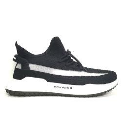 2020平らな靴の人のための通気性の偶然靴を実行する新しいデザインスポーツ