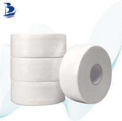 OEM заводская цена оптовой экологически безопасные 3ply Virgin целлюлозы Jumbo Frames рулон бумаги ткани