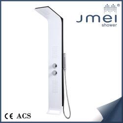 Выкрашенное в белый цвет новый современный дизайн душ (JM-AL102) -100% воды тест для Европы на рынке