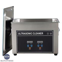 Máquina de limpeza por ultra-sons de 3,2 L para joalharia Assista Cleaner