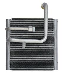Evaporator van de Airconditioning van het Type van Structuur van de Riem van de pijp de Auto