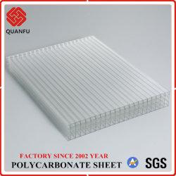 100% Virginal материалов ПК Five-Layer пластиковый лист Sun для потолочного фонаря