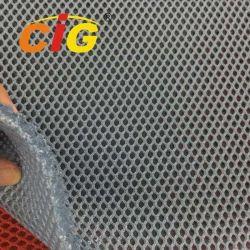 Não - Tecidos / Apoio de tricotar sanduíche espaçador net 100% tecido de malha de poliéster para cobrir