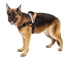 Простой мягкий мягкий Дышащий сетчатый большой собакой принадлежности, собаки жгута проводов