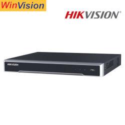Hikvision H. 265 4K CCTV NVR Ds-7608ni-K2-8P 2SATA 8CH Poe сетевой видеорегистратор с тревогой