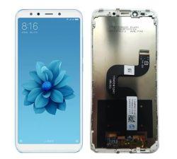 2160*1080 de Kwaliteit LCD van de AMERIKAANSE CLUB VAN AUTOMOBILISTEN met Frame voor Xiaomi Mi A2 Mia2 LCD de Vervanging van het Scherm van de Vertoning voor de Assemblage van Xiaomi 6X LCD Digiziter
