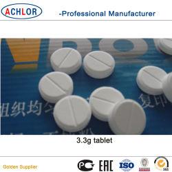 Быстрое растворение хлор Tablet Nadcc 2.7g 3.4G 3G