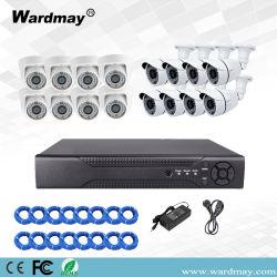 Verdrahtungshandbuch 16chs Installationssätze der CCTV-2.0MP-5.0MP Poe Sicherheits-NVR