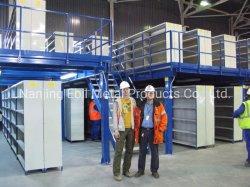 Almacén de certificados TUV y Ce estantería Estantería intermedia de acero