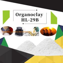 ペンキのための有機性ベントナイトの粉Hl29bはOrganoclayのか潤滑油またはコーティングBentone34を取り替える