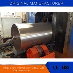 Tubo de acero de la máquina de vestidor exterior para limpieza de superficies