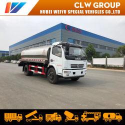Dongfeng 6000-8000 van het Verse van de Melk van de Levering van de Vrachtwagen Liter Vervoer van de Melk