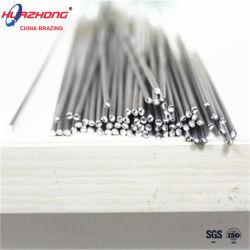 銅亜鉛はアルミニウム溶接の合金の棒の変化によって芯を取られるワイヤーをろう付けする