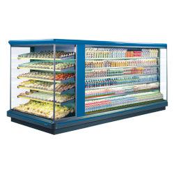Frigoriferi del frigorifero utilizzati vetrina del frigorifero della vetrina di buona qualità