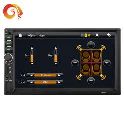 Suministro de la fábrica Enlace Espejo Ios y Android Teléfono 7880 pantalla resistiva Buit en Bt WiFi USB Auto radio y reproductor de vídeo de coches