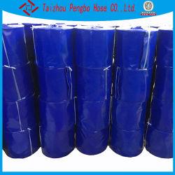 6 polegadas em PVC de 8 polegadas de fixar o tubo de borracha de plana para irrigação agrícola