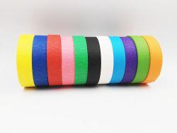 Muestras gratuitas de alta calidad de colores Mayorista de cinta de enmascarar para cubrir