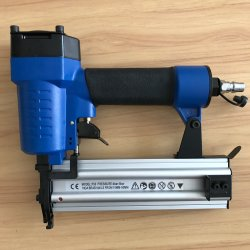 Nailer Ar Reta de pistola pneumática de pistolas de pregos grampeador