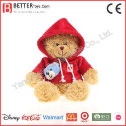 ASTM personalizzano il giocattolo farcito di promozione dell'orso dell'orsacchiotto per i bambini