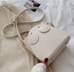 Стиль животных для детей в небольшой дамской сумочке для женщин сумки с длинным ремнем креста органа мешок