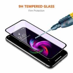 iPhone Xsmaxのための3D緩和されたガラススクリーンの保護装置