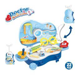 Recursos de aprendizagem fingir & Play Brinquedo Médica Emulational médico definir para as crianças H5931330