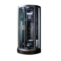 Nuevo modelo de persona el cuarto de baño bañera ducha de vapor de 3 kw