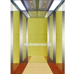 直接工場1000kg Vvvf制御観察のホテルによって使用される乗客のエレベーター