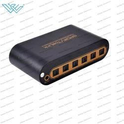 4X2/SPDIF audio numérique optique Toslink vrai Matrix avec télécommande