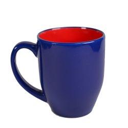 16 Oz Stocklots Hot-Sale fábrica China de colores en los países africanos y los viajes de porcelana y cerámica tazas tazas de café