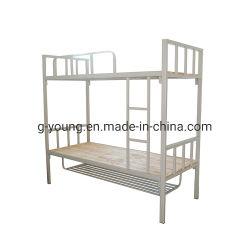 Cama de Casal Metal Duplo Loft Bed School Televisão Beliches