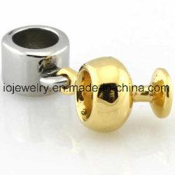 De promotie Charme van het Metaal van het Roestvrij staal van de Manier van de Gift van Juwelen