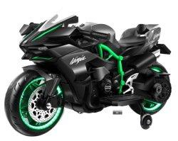トレーニングの車輪が付いている新しいオートバイの6人のVの子供の4-Wheel乗車