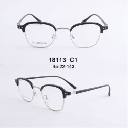 2020 Fashion Ultem Damen Runde Rahmen Brille Frame Optik