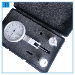 0-0.8mm de large essai au cadran indicateur 0.01mm